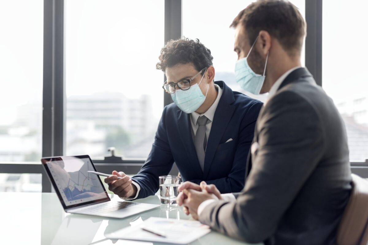 office-new-normal-men-wearing-medical-mask-covid-19-min